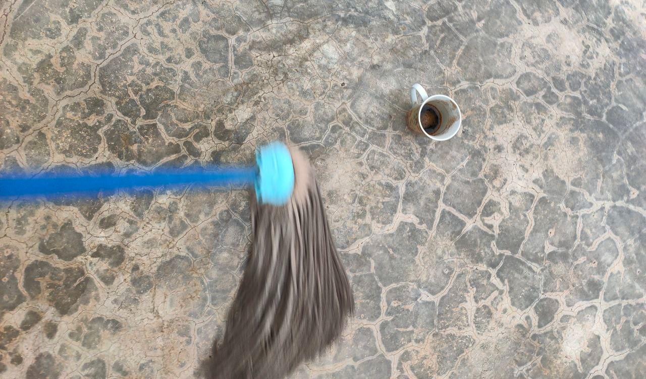 mop-clean